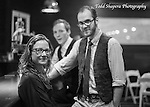 Highlights of Nelli and Rob's beautiful and fun <br />  November Wedding in Black and White
