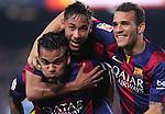 2014.10.18 La Liga FC Barcelona v Eibar