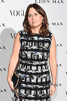Alexandra Shulman<br /> at the Vogue 100: A Century of Style exhibition opening held in the National Portrait Gallery, London.<br /> <br /> <br /> ©Ash Knotek  D3080 09/02/2016