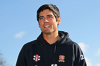 Alastair Cook of England and Essex - Essex County Cricket Club Press Day at the Essex County Ground, Chelmsford, Essex - 02/04/13 - MANDATORY CREDIT: Gavin Ellis/TGSPHOTO - Self billing applies where appropriate - 0845 094 6026 - contact@tgsphoto.co.uk - NO UNPAID USE.