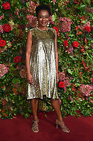 Natasha Gordon<br /> arriving for the 2018 Evening Standard Theatre Awards at the Theatre Royal Drury Lane, London<br /> <br /> ©Ash Knotek  D3460  18/11/2018