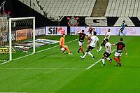 São Paulo (SP), 02/06/2021 - CORINTHIANS-ATLETICO-GO - Ronald, do Atlético-GO em lance do gol. Corinthians e Atlético-GO, a partida é válida pela terceira fase da Copa do Brasil, Neo Química Arena, quarta-feira (02).