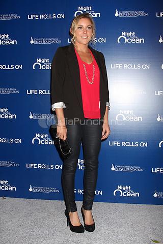 MARINA DEL REY, CA - NOVEMBER 10: Leila Hurst at The Life Rolls On Foundation's 9th Annual Night by the Ocean at the Ritz-Carlton Hotel on November 10, 2012 in Marina del Rey, California. Credit: mpi21/MediaPunch Inc.