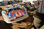 Feb 10, 2009; 3:42:14 PM; Barberville, FL, USA; UMP DIRTcar Racing Series for the 38th Annual ALLTEL DIRTcar Nationals by UNOH at Volusia Speedway Park.  Mandatory Credit: (thesportswire.net)