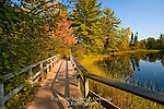 Bonnechere River Trail,  Bonnechere Provincial Park, Ontario