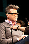 Christopher McQuarrie, Jan 09, 2013 : 2013, January 9th, Tokyo, Japan: Christopher McQuarrie appears at the press conference in The Ritz Carlton Hotel Tokyo on Wednesday 9th January 2013. Christopher McQuarrie is visiting to promote his latest movie Jack Reacher entitled Outlaw for the Japanese market. Cruise flew in on a private jet but this didn't stop many fans and press making it there to greet him. As ever he was all smiles with the Japanese media and remains very popular here. (Photo by Yumeto Yamazaki/Nippon News)