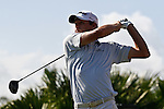 DORAL, FL. - Nick Watney during final round play at the 2009 World Golf Championships CA Championship at Doral Golf Resort and Spa in Doral, FL. on March 15, 2009