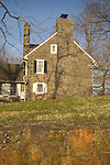 Ronald and Beverly Finch Home.colonial- Montchanin, Delaware