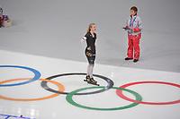 OLYMPIC GAMES: PYEONGCHANG: 14-02-2018, Gangneung Oval, Long Track, 1000m Ladies, ©photo Martin de Jong
