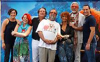 """20120627 ROMA-SPETTACOLI: PHOTOCALL DEL NUOVO FILM DI ANIMAZIONE DISNEY-PIXAR: """"RIBELLE - THE BRAVE"""""""