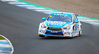 29th August 2020; Knockhill Racing Circuit, Fife, Scotland; Kwik Fit British Touring Car Championship, Knockhill, Qualifying Day; Ashley Sutton during qualifying