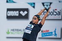 GAETANI Erika ITA<br /> swimming 100m Backstroke Women, nuoto<br /> LEN European Junior Swimming Championships 2021<br /> Rome 2177<br /> Stadio Del Nuoto Foro Italico <br /> Photo Andrea Masini / Deepbluemedia / Insidefoto