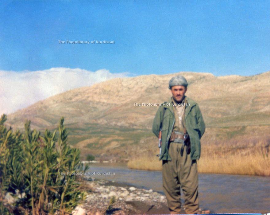 Iraq 1980 .March 28th, village of Panka, Akram Agha,.Irak 1980.Le 28 mars, village de Panka, Akram Agha