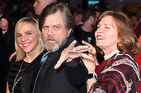 "Mark Hamill<br /> at the ""Batman vs Superman: Dawn of Justice"" premiere, Odeon Leicester Square, London<br /> <br /> <br /> ©Ash Knotek  D3101 22/03/2016"