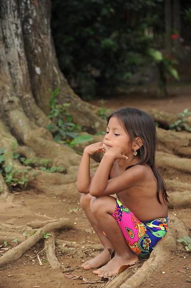 Indios Embera