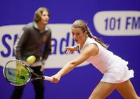 9-12-09, Rotterdam, Tennis, REAAL Tennis Masters 2009,   Quirine Lemoine