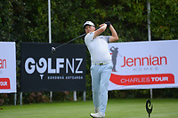Woonchul Na. Day one of the Brian Green Property Group NZ Super 6s Manawatu at Manawatu Golf Club in Palmerston North, New Zealand on Thursday, 25 February 2021. Photo: Dave Lintott / lintottphoto.co.nz