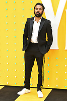 """Himesh Patel<br /> arriving for the """"Yesterday"""" UK premiere at the Odeon Luxe, Leicester Square, London<br /> <br /> ©Ash Knotek  D3510  18/06/2019"""