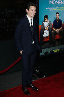 """LOS ANGELES, CA - JANUARY 27: Miles Teller at the Los Angeles Premiere Of Focus Features' """"That Awkward Moment"""" held at Regal Cinemas L.A. Live on January 27, 2014 in Los Angeles, California. (Photo by David Acosta/Celebrity Monitor)"""