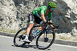 Green Jersey Peter Sagan (SVK) Bora-Hansgrohe descends the category 3 Côte des Demoiselles Coiffées during Stage 18 of the 2019 Tour de France running 208km from Embrun to Valloire, France. 25th July 2019.<br /> Picture: ASO/Alex Broadway | Cyclefile<br /> All photos usage must carry mandatory copyright credit (© Cyclefile | ASO/Alex Broadway)