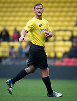 Dan Osborne during the Sellebrity Soccer - Celebrity & legends football match with profits going to Watford Community sports & education trust at Vicarage Road, Watford, England on 12 May 2018. Photo by Andy Rowland.