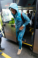 Renato Sanches of Swansea City arrives prior to the game during the Premier League match between Watford and Swansea City at the Vicarage Road, Watford, England, UK. Saturday 30 December 2017