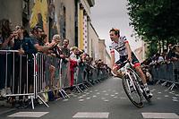 Bauke Mollema  (NED/Trek-Segafredo) at the Team presentation in La Roche-sur-Yon<br /> <br /> Le Grand Départ 2018<br /> 105th Tour de France 2018<br /> ©kramon