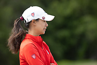 STANFORD, CA - APRIL 24: YuSang Hou at Stanford Golf Course on April 24, 2021 in Stanford, California.