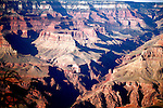 Grand Canyon vista at sundown<br />