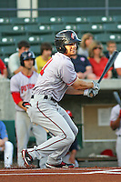 Potomac Nationals 2nd baseman Cutter Dykstra (#11) at bat during a game vs. Myrtle Beach Pelicans at BB&T Coastal Field in Myrtle Beach, SC on April 25, 2011. Photo By Robert Gurganus/Four Seam Images