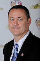Philadelphia Independence General Manager and Head Coach Matt Driver on May 18, 2009.