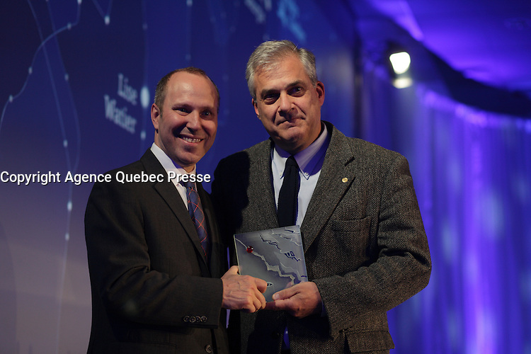November 14, 2013 -Pierre Bourgie<br /> attend the BOARD OF TRADE OF METROPOLITAN MONTREAL - TRIBUTE TO GREAT MONTREALERS 2013.<br /> <br />  The Great Montrealers for 2013 are:<br /> <br /> Economic sector<br /> Lise Watier<br /> Founder<br /> Lise Watier Cosmétiques<br /> President<br /> Lise Watier Foundation<br /> <br /> Cultural sector<br /> Kent Nagano*<br /> Music Director<br /> Orchestre symphonique de Montréal<br /> <br /> Scientific sector<br /> Julie Payette<br /> Chief Operating Officer<br /> Montréal Science Centre<br /> Vice President<br /> Canada Lands Company<br /> Canadian Astronaut<br /> <br /> Social sector<br /> Pierre Bourgie<br /> President<br /> Societe Financiere Bourgie Inc.