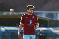 Jake Hegarty of Cobh Ramblers.<br /> <br /> Cobh Ramblers v Cork City, SSE Airtricity League Division 1, 28/5/21, St. Colman's Park, Cobh.<br /> <br /> Copyright Steve Alfred 2021.