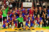 2021.09.04 Supercopa Balonmano Fc Barcelona VS Ademar Leon