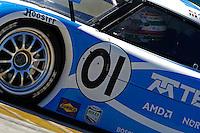 #01 Ganassi Racing Lexus/Riley of  Memo Rojas