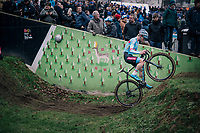 ISERBYT Eli (BEL/Marlux-Bingoal)<br /> <br /> Brussels Universities Cyclocross (BEL) 2019<br /> Elite Men's Race<br /> DVV Trofee<br /> ©kramon