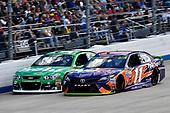 Monster Energy NASCAR Cup Series<br /> Apache Warrior 400<br /> Dover International Speedway, Dover, DE USA<br /> Sunday 1 October 2017<br /> Denny Hamlin, Joe Gibbs Racing, FedEx Freight Toyota Camry<br /> World Copyright: Rusty Jarrett<br /> LAT Images