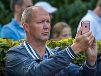 Hilversum, Netherlands, August 7, 2017, National Junior Championships, NJK, Opening<br /> Photo: Tennisimages/Henk Koster