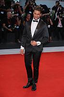 VENICE, ITALY - SEPTEMBER 05: Andrea Dal Corso walks the red carpet ahead of the Gloria Mundi screening during the 76th Venice Film Festival at Sala Grande on September 05, 2019 in Venice, Italy. (Photo by Mark Cape/Insidefoto)<br /> Venezia 05/09/2019