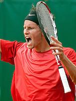 16-8-09, Den Bosch,Nationale Tennis Kampioenschappen, Finale mannen,   Jasper Smit wint het NTK