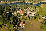 Aerial of Mary's Woods Retirement Community, Lake Oswego, Oregon