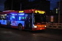 Trasporti pubblici a Roma. Public transport in Rome....