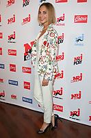 DAVIA MARTELLI - CONFERENCE DE RENTREE NRJ AU MUSEE DU QUAI BRANLY A PARIS, FRANCE, LE 21/09/2017.