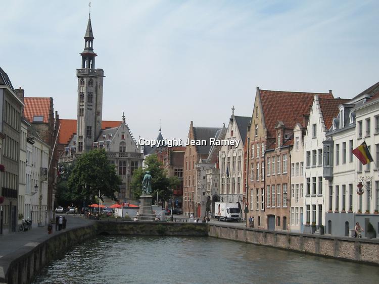 Scenic Brugge