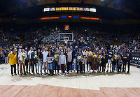 Cal Basketball M vs Oregon State, February 24, 2017
