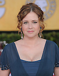 Jenna Fischer at the 18th Screen Actors Guild Awards held at The Shrine Auditorium in Los Angeles, California on January 29,2012                                                                               © 2012 Hollywood Press Agency