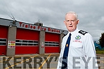 Andrew Macilwraith, Chief Fire Officer