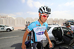 Tom Boonen (BEL) Omega Pharma-Quick Step before the start of the 1st Stage of the 2012 Tour of Qatar running from Umm Slal Mohammed to Doha Golf Club, Doha, Qatar, 5th February 2012 (Photo Eoin Clarke/Newsfile)