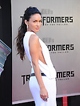 Megan Fox at The Premiere Of DreamWorks & Paramount's Transformers 2: Revenge Of The Fallen held at The Mann's Village Theatre in Westwood, California on June 22,2009                                                                     Copyright 2009 DVS / RockinExposures