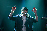Foxtrott performs at the Festival d'ete de Quebec (Quebec City Summer Festival) Thursday July 9, 2015.